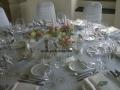 asztal dísz esküvőre