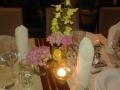 asztali dísz La Guna étterem