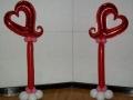 lufi dekoráció - valentin napi dekoráció 20 by partydekor.hu