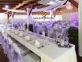 esküvői teremdíszítés