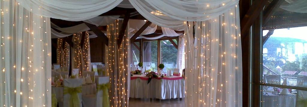 esküvői dekoráció képek