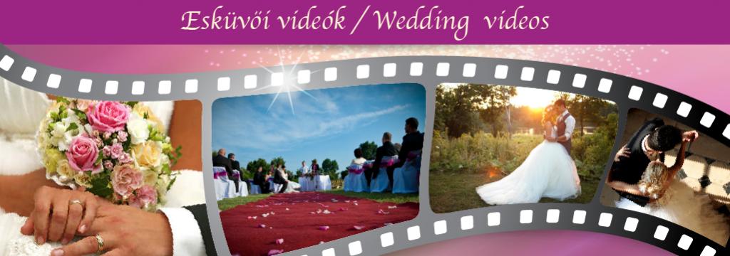 esküvői dekoráció videók
